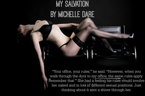 My Salvation Teaser 8