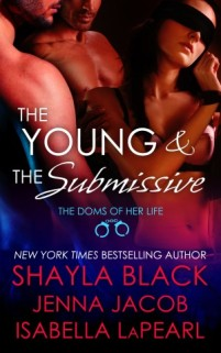 The Young and The Submissive  Jenna Cover
